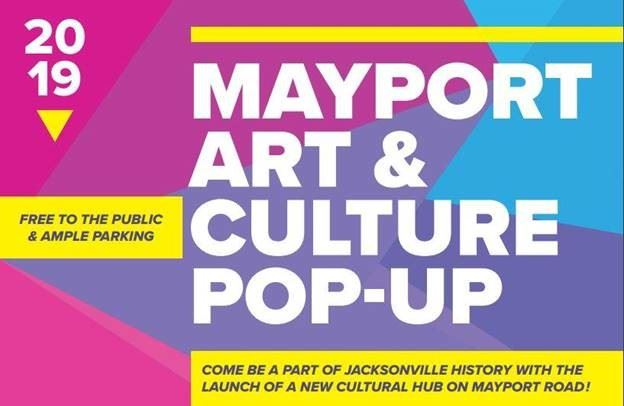 Mayport Art Culture Pop Up